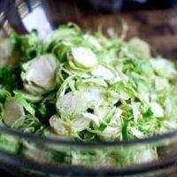 Salata cu varza si costita