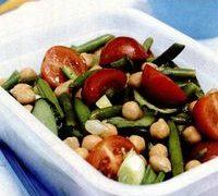 Salata picanta de naut