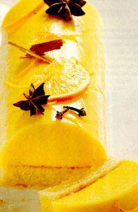 Sarlota de portocala
