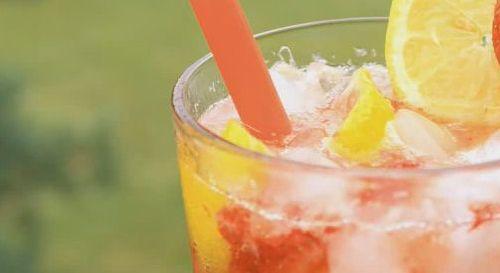 How to make Strawberry Lemon Shake