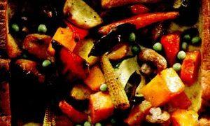 Tarta cu legume