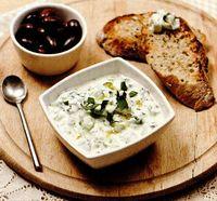Salata greceasca – Tzatiki