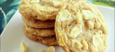 How to make White Chocolate Macadamia Nut Cookies