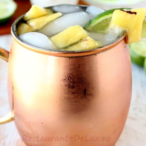 Cum se prepara Cocktail Kir Lethale