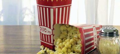 How to Make Cauliflower Popcorn