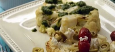 How to Make Cauliflower Steak