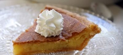 How to Make Chess Pie