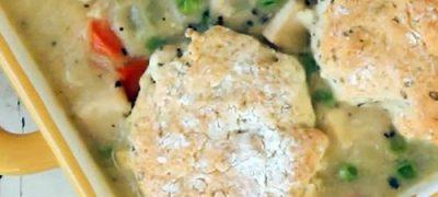 Swiss chicken casserole