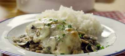 How to Make Chicken and Mushrooms