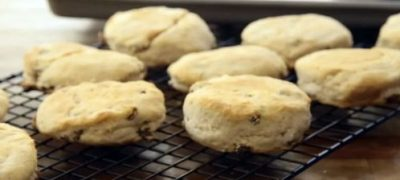 How to Make Cinnamon Sour Cream Biscuits
