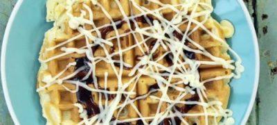 How to Make Cinnamon Waffles