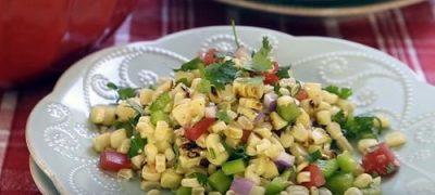 How to Make Corn Salad