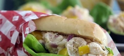 How to Make Crab Salad