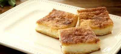 How to Make Cream Cheese Squares