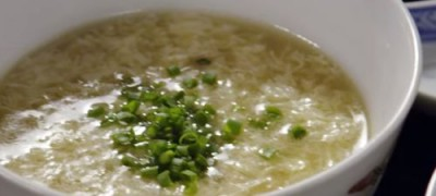 How to Make Easy Egg Drop Soup
