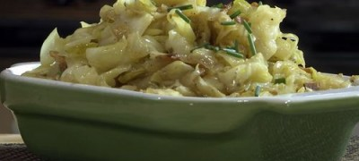 How to Make Fried Cabbage with Bacon