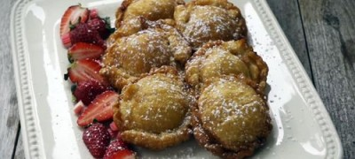 How to Make Fried Peanut Butter & Jelly