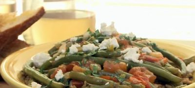 How to Make Greek Beans