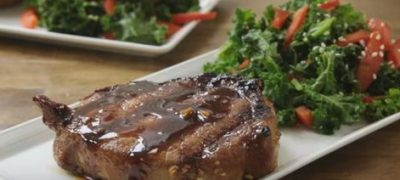 How to Make Grilled Pork Loin Chops