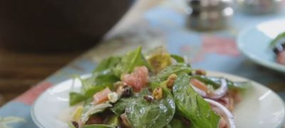 How to Make Harvest Salad