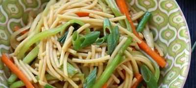 How to Make Lo Mein Noodles