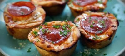 How to Make Pepperoni Muffins