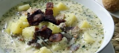 How to Make Potato Bacon Soup