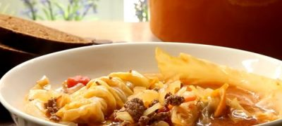 How to Make Russian Cabbage Soup