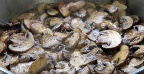 How to Make Sauteed Mushrooms
