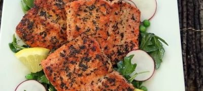How to Make Simple Salmon