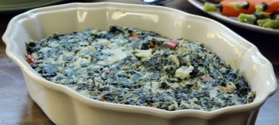 How to Make Spinach Dip