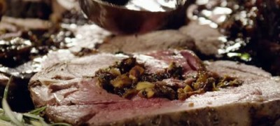 How to Make Stuffed Leg of Lamb