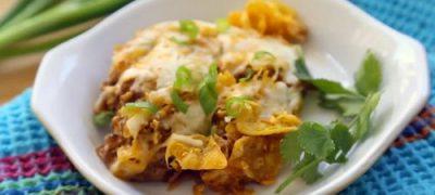 How to Make Taco Casserole