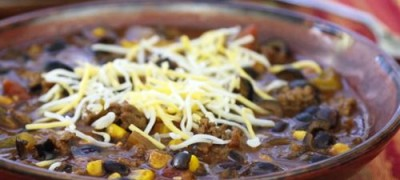 How to Make Tasty Taco Soup