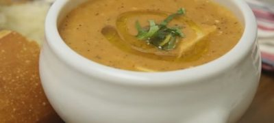 How to Make Tomato Bisque with Chicken