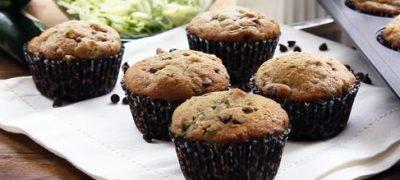 How to Make Zucchini Chocolate Chip Muffins