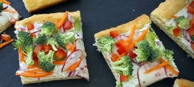 How to Make a Veggie Tart
