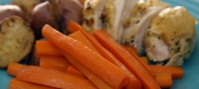 How to make Buttery Cooked Carrots
