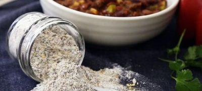 How to make Chili Mix