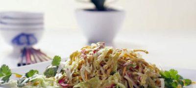 How to make Japanese Salad Dressing
