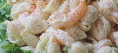 How_to_make_Macaroni_Salad_with_Shrimp