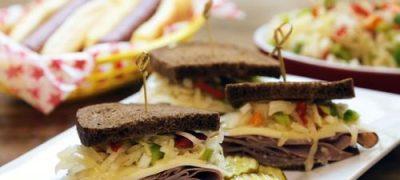 How to make Sauerkraut Salad
