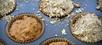 How to make Sweet Potato Muffins