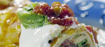 Burrito pentru micul-dejun