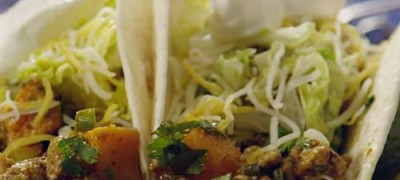 How to make Turkey Spicy Tacos