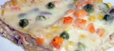 How to make Veggie Lasagna