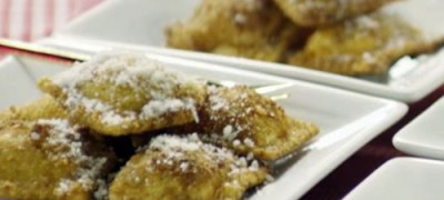 How to make a Delicious Toasted Ravioli