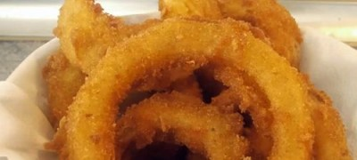 How to make tasty Onion Rings