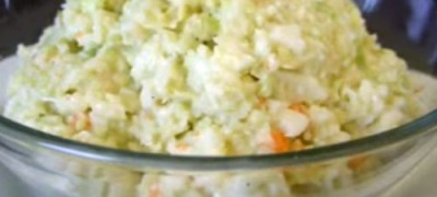 How to make your own KFC Coleslaw