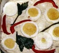 Salata de macrou afumat